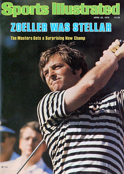 In 1979, Fuzzy Zoeller won the first sudden-death playoff at the Masters. He birdied the second playoff hole (No. 11) to beat Ed Sneed and Tom Watson.