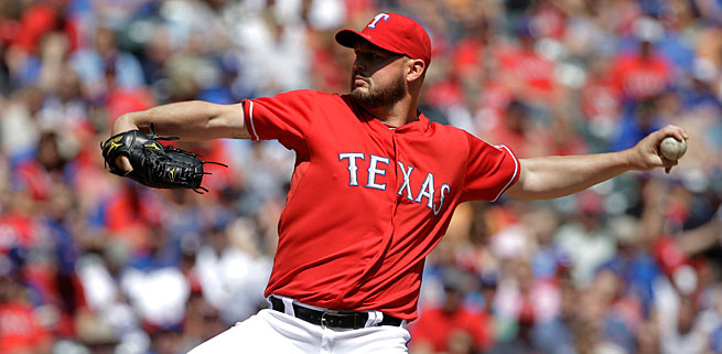 Matt Harrison has an inflamed nerve in his back and has been put on the 15-day DL.