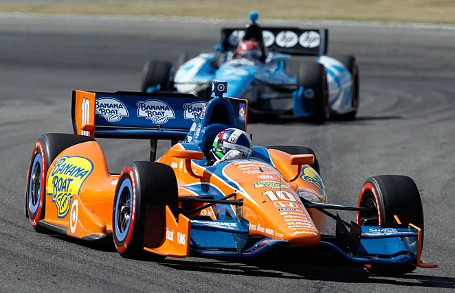 Dario Franchitti, who has experience at Pocono, is off to the worst start of IndyCar career.