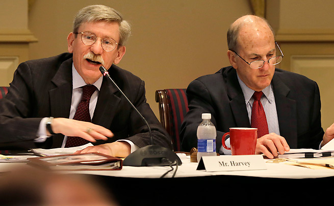 The Rutgers University Board of Governors met Thursday over the Mike Rice scandal.