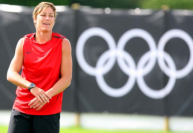 Abby Wambach will play for the Western Flash in Rochester, N.Y.