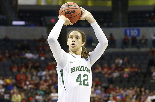 Brittney Griner finished her career at Baylor as one of college basketball's most dominant players ever.