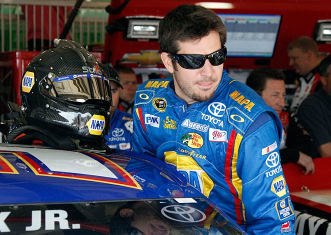A strong second at Texas should be something to celebrate, but it was more pain for Martin Truex, Jr.