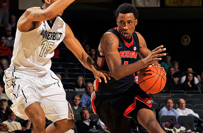 Kentavious Caldwell-Pope's last game at Georgia will be his career-high 32 points in a loss to LSU.