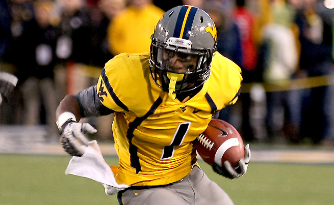 In a draft loaded with first- and second-round receivers, Tavon Austin may wind up being the best.