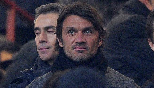 Paolo Maldini made more than 600 appearances for AC Milan in his career.