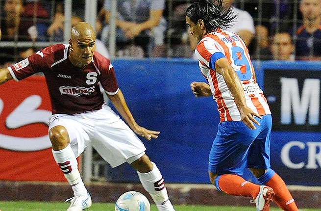 Costa Rica's Deportivo plays its game at Ricardo Saprissa, where fans are known to get rowdy.