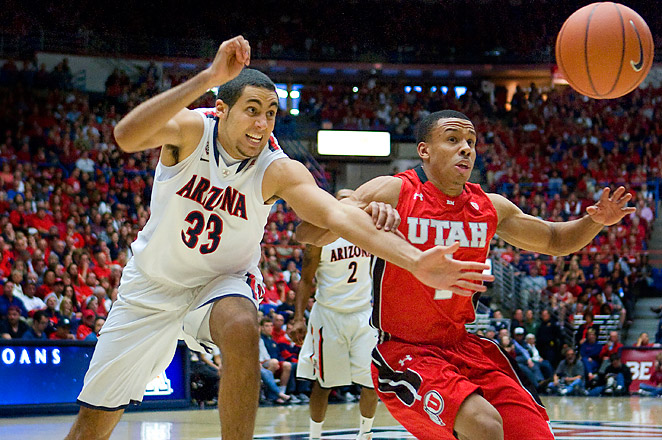 In his one season at Arizona, Jerrett averaged 5.2 points and 3.6 rebounds in 34 games
