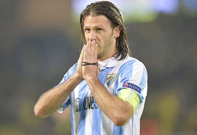 Martin Demichelism and Malaga, fifth in La Liga, play Valencia on Saturday.