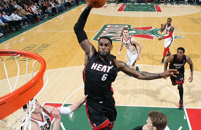 Heat Vs Bucks Image: Ben Golliver: NBA Playoff Preview: Heat Vs. Bucks