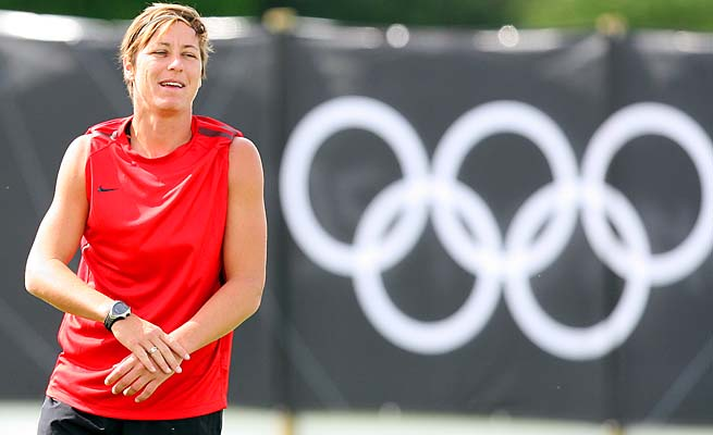 Abby Wambach will play for the Western Flash in her hometown of Rochester, N.Y.