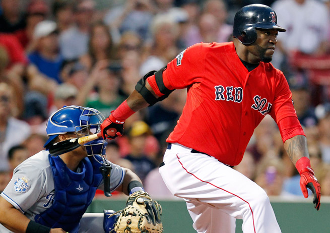 David Ortiz has missed all of the season so far with an Achilles injury suffered midway through 2012.