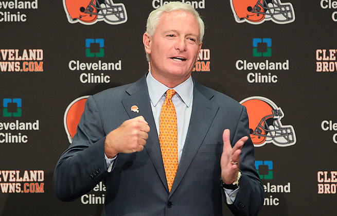 According to the FBI, Browns owner Jimmy Haslam knew of rebate fraud at his chain of truck stops.