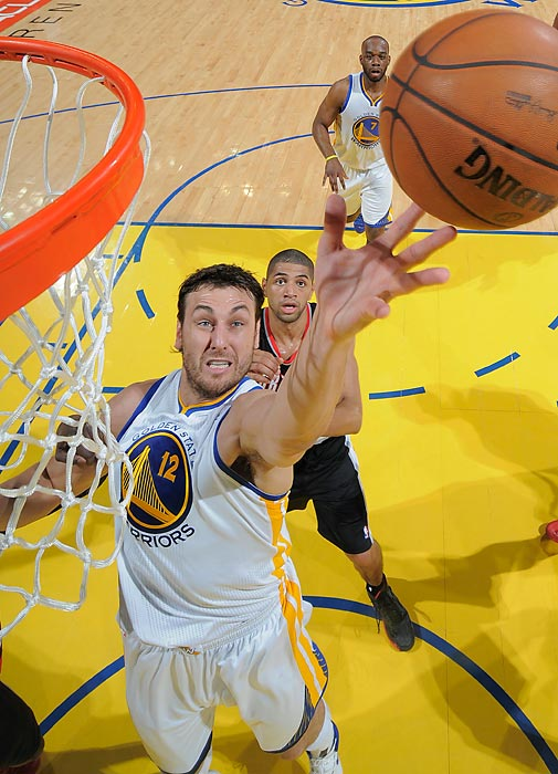Bogut appeared in only 32 games in another injury-plagued season. The Warriors have been a surprise team even with only sporadic contributions from him, but Bogut could provide a much-needed lift on the defensive end in the playoffs if his health allows.
