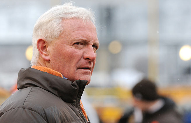 JImmy Haslam said his role with the Browns won't change as a result of an FBI probe into his company.
