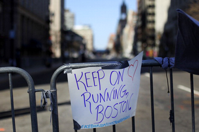 In the wake of this week's tragedy at the Boston Marathon, security will be heightened at NYC races.