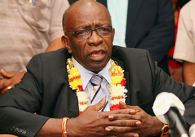 Jack Warner is accused of defrauding CONCACAF while he was secretary general of the organization.