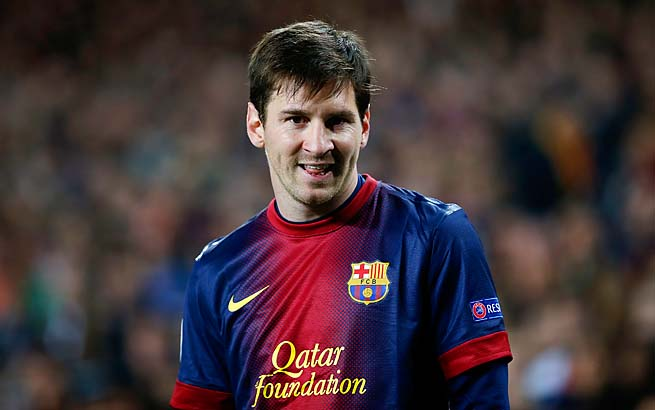 Lionel Messi and Barcelona play Bayern Munich at 2:45 p.m. ET on Tuesday.
