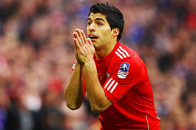 Luis Suarez was named an EPL Player of the Year finalist two days before his biting incident.