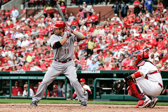 Joey Votto might be the game's most patient hitter, but few others can be as selective and as good as he is.