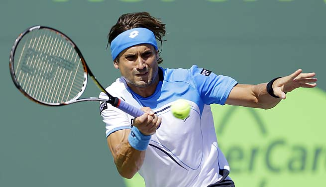 David Ferrer is the top-ranked Spaniard, ahead of Rafael Nadal by one spot.