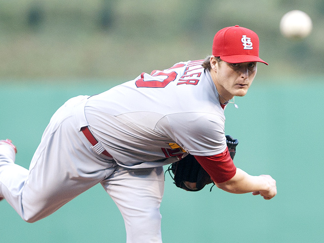 Shelby Miller, who was quite underrated before the start of the season, is 3-1 with a 2.16 ERA this year.