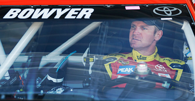 Richmond should be the perfect stage for Clint Bowyer's breakout performance.