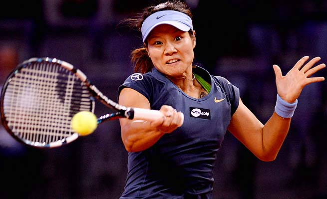Li Na was named one of Time's 100 most influential people last week.