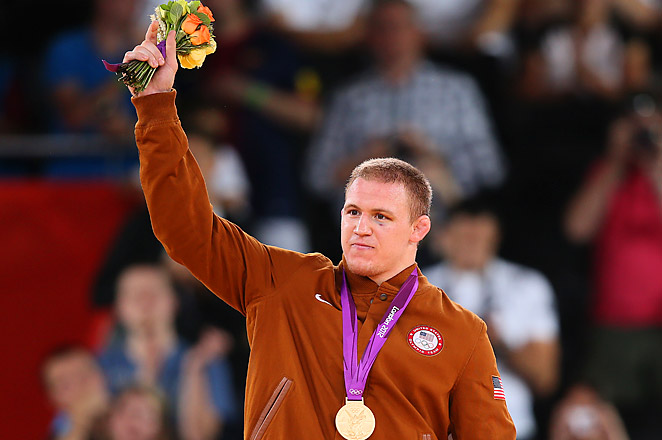 Jacob Varner won gold for the U.S. during the London Olympics, but the IOC wants wrestling removed from the 2020 games.