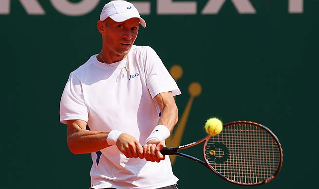 Nikolay Davydenko, a former world No. 3, is now ranked No. 43.