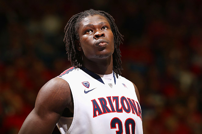 Chol's playing time in his two seasons with Arizona was limited, playing 8.5 minutes per game in 2012-13.