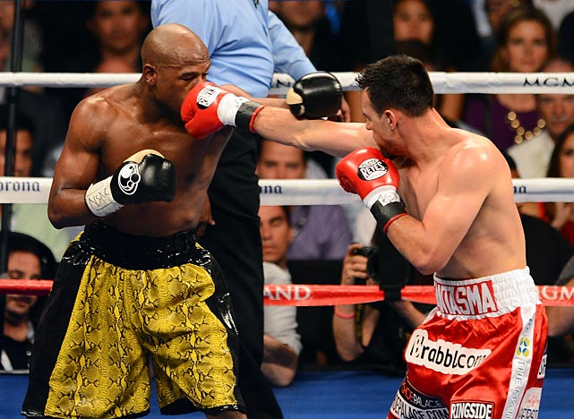 Guerrero was considered dangerous coming off a big win over Andre Berto.