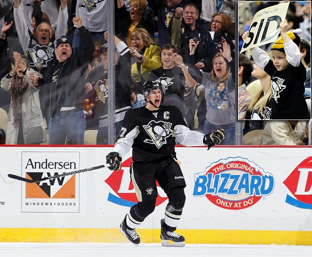The biggest question entering the 2011-12 season was when Crosby would return to game action. The Penguins took extra care with his comeback, and, after sitting out 20 games, he debuted against the Islanders at Consol Energy Center on Nov. 21. It was a spectacular night. Crosby scored less than six minutes into the game and finished with two goals and two assists in a 5-0 win.