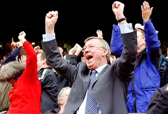 Sir Alex Ferguson, 71, is set to retire after 26 seasons at Manchester United.
