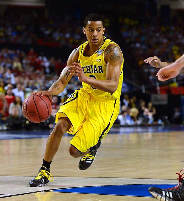 Notable: The former three-star prospect had one of the greatest point guard seasons in the advanced stats era (2003-present) with title-contending Michigan.