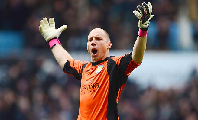 Brad Guzan is the clear No. 2 keeper for the U.S. behind Tim Howard.