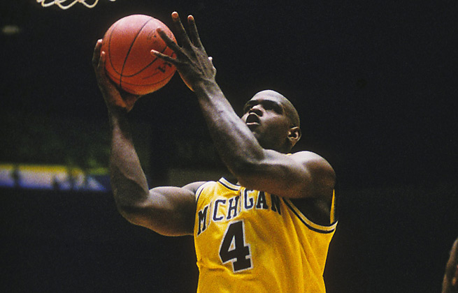 Chris Webber has talked little of his time at Michigan since the school disassociated itself from him.