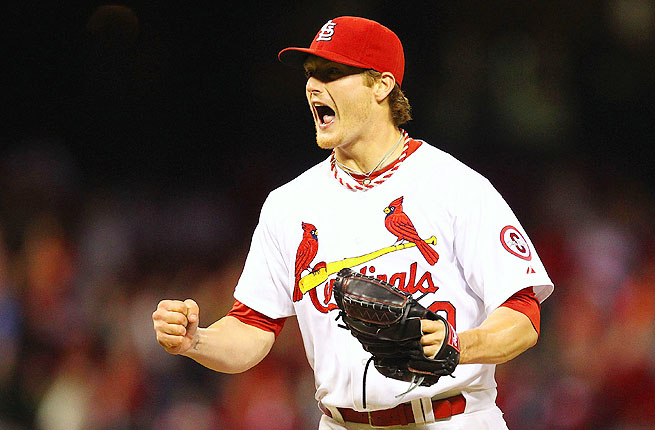 After a near no-hitter against the Rockies, Cardinals rookie Shelby Miller moved to 5-2 with a 1.58 ERA.