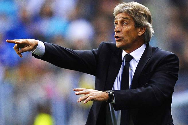 Manuel Pellegrini, linked to be City's next coach, took Malaga to the Champions League quarterfinals.