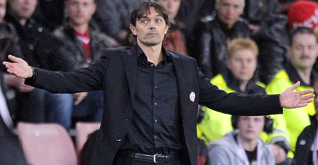 Phillip Cocu made more than 150 appearances over two stints with PSV in his playing career.