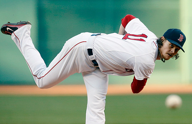 The 28-year-old Red Sox pitcher is at the height of his prowess, with a 1.69 ERA as of May 12. The Red Sox got him cheap, spending less than $30 million to lock him in through 2015. For now his salary is low, but it grows exponentially each year; in the 2015 season he'll get $12 million, then $13 million in 2016 with a club option. Young, shaggy-haired and likable, if he picks up some local endorsement deals he could eventually eke on to our list.