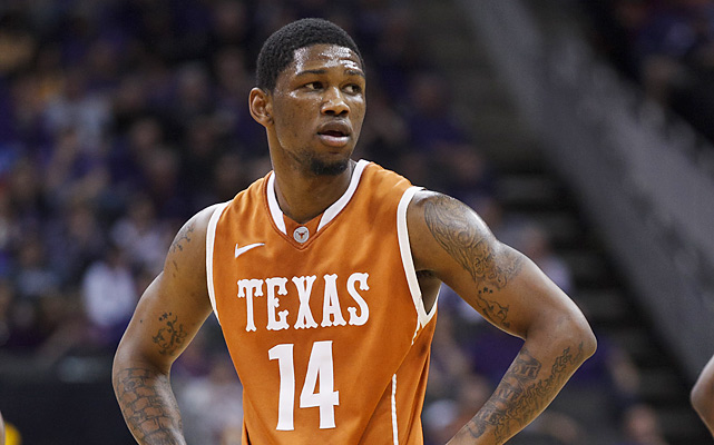 Julien Lewis averaged just under 27 minutes per game for the Longhorns in a disappointing 2012-2013.