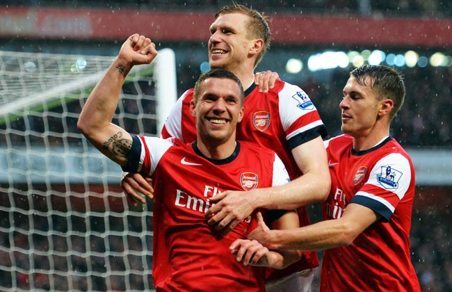 Depending on the results Sunday, the Gunners could finish third, fourth or fifth in the Premier League.