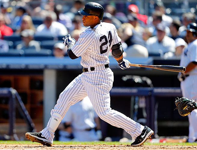 Robinson Cano has been by far the Yankees' best and most expensive regular so far this year.