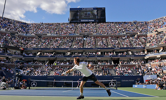 The U.S. Open is the latest major sporting event to move to ESPN after agreeing to move in 2015.