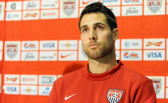 Longtime U.S. captain Carlos Bocanegra was not selected to be part of the U.S. team's 29-man roster.