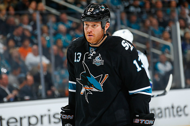 Raffi Torres also faced a 21-game suspension given to him during last year's playoffs.