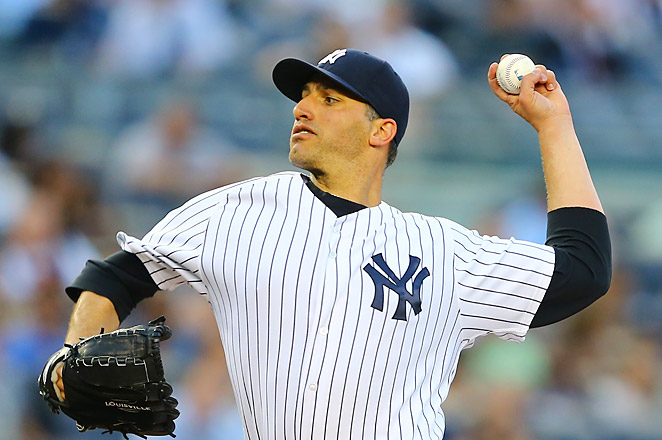 The 40-year old pitcher will become the 13th Yankees player to be put on the disabled list so far this season.