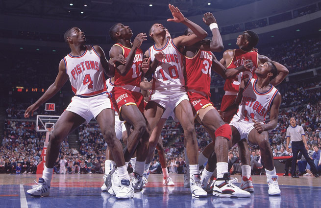 "ESPN will be doing a ""30 for 30"" film on Dennis Rodman and the ""Bad Boy""  Pistons of the late '80s."