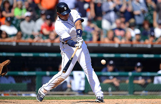 Miguel Cabrera, who currently has a league-leading 47 RBI, is on pace to knock in a 170 runs this year.